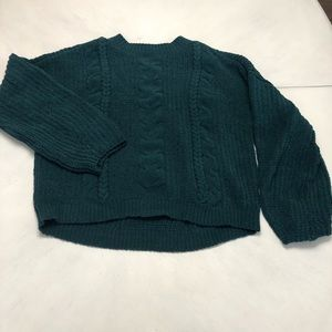 Universal Thread Sweaters - Green sweater